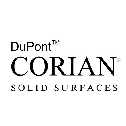 DuPont Corian partner logo